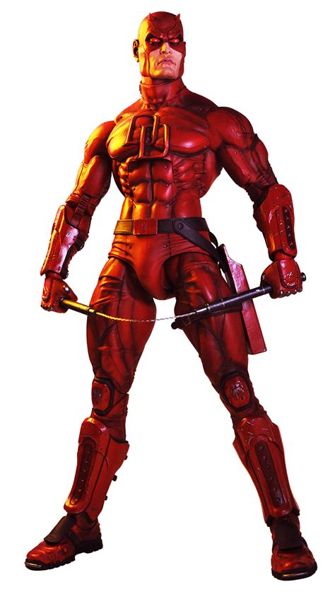 marvel  scale action figure daredevil