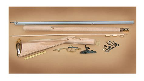 traditions frontier single percussion rifle 50 ca kentucky rifle kit 50 cal percussion krc52206