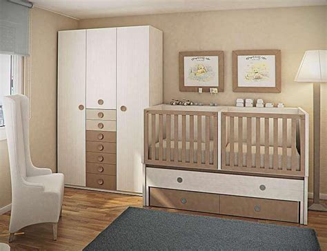 Las Ideas De Rodi Deco Dormitorio Para Bebés Gemelos
