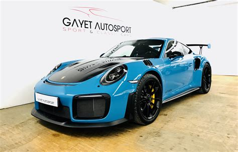 2018 Porsche 911 Gt2 Rs In Gaillac, France For Sale On