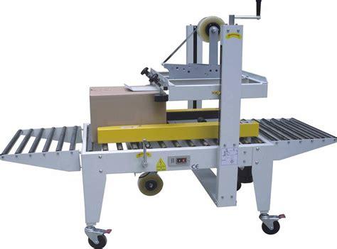 carton sealing machines nova industrial products