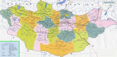 maps  mongolia mongolseu