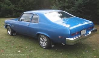 1974 Chevy Nova SS