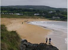 Beach Rush Hour Culdaff © Owen Doody ccbysa20