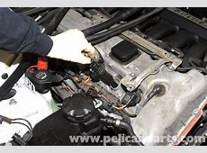 BMW E90 Spark Plug and Coil Replacement E91, E92, E93