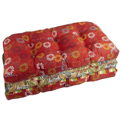 Settee Cushions Sale by Deluxe Settee Cushions Pier 1 Imports