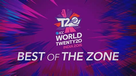 icc zone cricket challenge ball t20 highlights