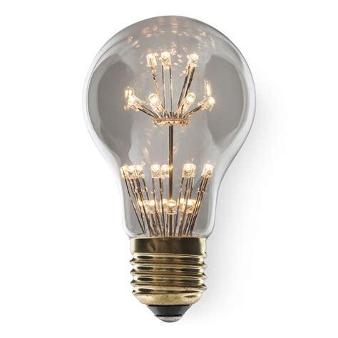 edison a19 t9 vintage fireworks e27 led light bulb cult uk