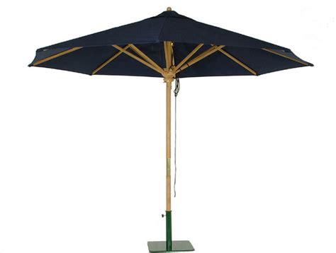 westminster teak premium parasol 118 inch diameter