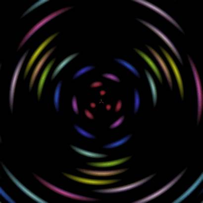 Spinning Circle Colorful Giphy Animated Sphere Hypnotic