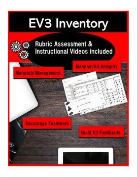 electronic inventory  lego ev core set   debra