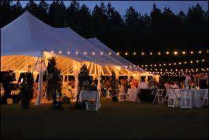 tents for rent for weddings farm wedding of the tent lights