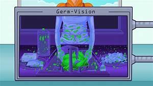 Don U0026 39 T Wash Your Chicken  Germ-vision Animation