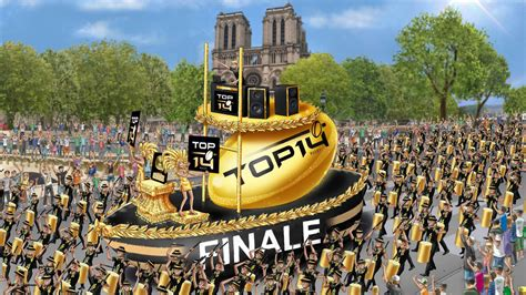 Finale 2015 Top 14  Top 14 Rugby Party Lnr