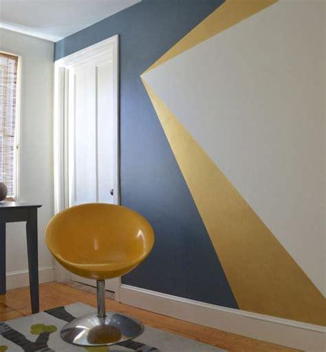 peinture pour mur de chambre daphnedecordesign la peinture graphique pour sublimer vos