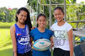 Girls From SOS Children's Village Compete In The Rugby ...