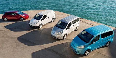 Avis Denmark Orders 401 Nissan E-nv200 Vans