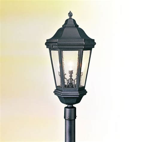 troy pcd6835bz verona cast aluminum outdoor l post