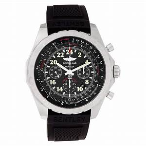 Breitling Bentley AB0220 Stainless Steel Watch | World's Best