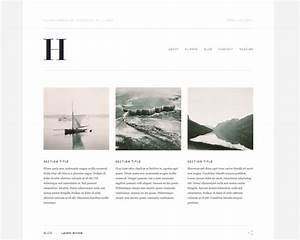 new business templates hudson and montauk the official With best blog template squarespace