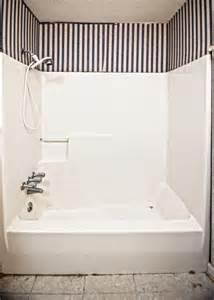 54 X 27 Bathtub Home Depot by One Piece Tub Shower Units K K Club 2017