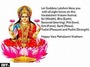Happy Varalaksh... Mahalaxmi Devi Quotes