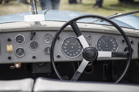 Origin Of The Aston Martin Db Series With Db1