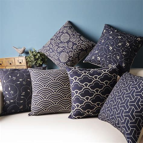 blue and white decorative pillows best decor things