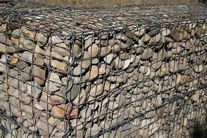 Gabionenzaun Selber Bauen : gabionen f r den eigenen garten selbst bauen ~ Lizthompson.info Haus und Dekorationen