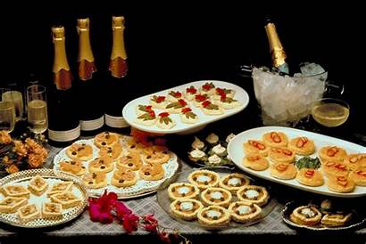 Finger Foods Anniversary 50th Party Parties Appetizers