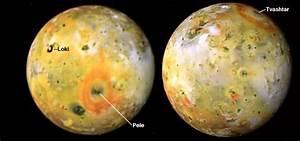 Extreme Volcanoes On Jupiter U0026 39 S Moon Io