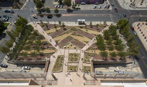 pete  domenici  courthouse sustainable landscape