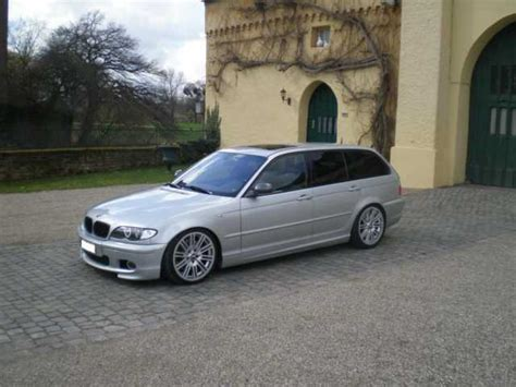 bmw e46 m paket bmw e46 330d touring m packet 3er bmw e46 quot touring