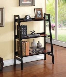 Small Cherry Bookcase by Leaning Bookshelf Small Bookcase Wood Cherry Entry Hallway