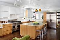 kitchen track lighting Helpful Tips to Light your Kitchen for Maximum Efficiency