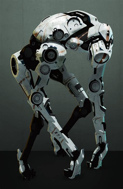 otaku gangsta mechs and bots and armor and things