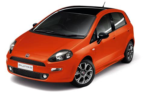 Punto Fiat by Fiat Punto Gets New Specification Carbuyer