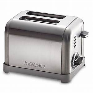 Cuisinart® Metal Classic 2-Slice Toaster - Bed Bath & Beyond