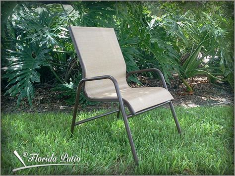 c 50sl sling chair florida patio outdoor patio