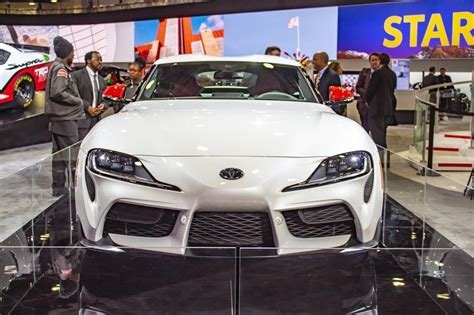 toyota supra launch edition top speed