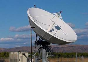 11.1 Meter Cassegrain Antenna - General Dynamics SATCOM ...