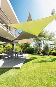 Toile Et Voile D39ombrage Pour Terrasse Comment Les