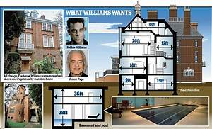 Robbie Williams fuels feud with Led Zep neighbour Jimmy ...