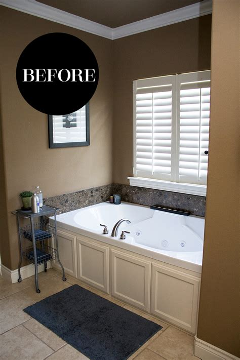 Pottery Barn Bathroom by The Ultimate Bathroom Remodel