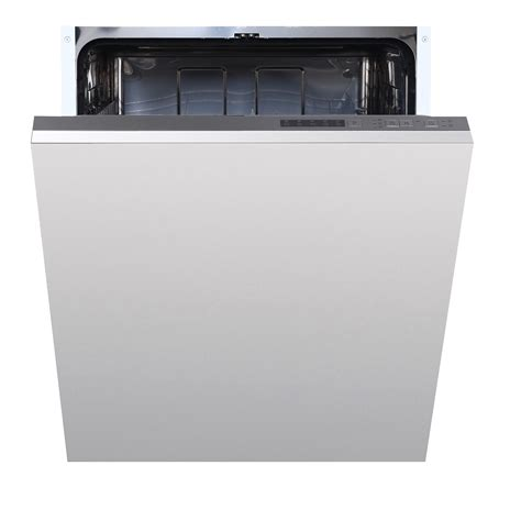 washing kitchen cabinets cata idw60m integrated size dishwasher white 3357