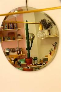 Magasin Deco Lille : miroir cactus atelier kumo design shop magasin objet deco lille chicon choc blog lille chicon ~ Nature-et-papiers.com Idées de Décoration