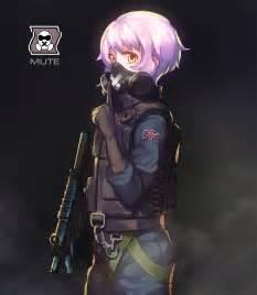 Sexy Rainbow Siege Six IQ