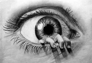 Eye scary by NicholasBar on DeviantArt