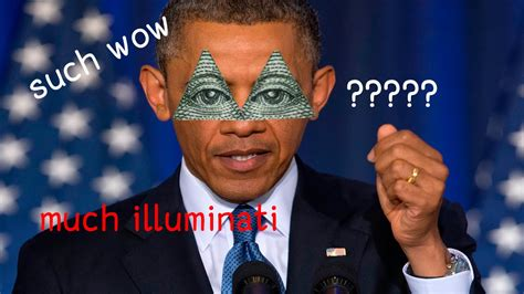 Illuminati Obama by Obama Illuminati Confirmed