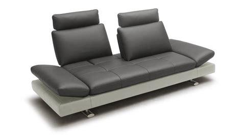 canapé trois places canapé 3 places relax cuir minho mobilier moss